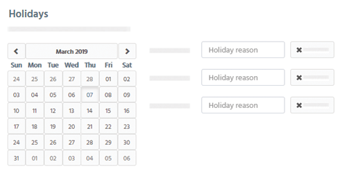 free helpdesk business hours holiday
