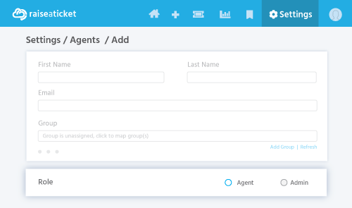 Agent Role