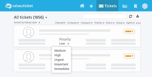 Ticket Priority